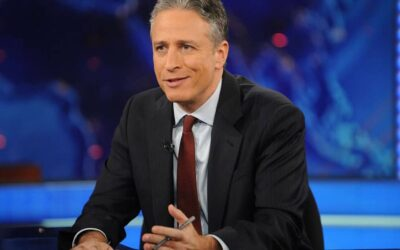 Jon Stewart næsti forseti BNA?