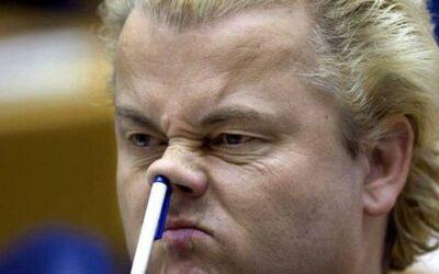 Geert Wilders, Fitna og íslamaphóbían