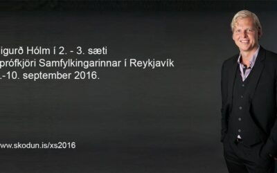 Framboðsyfirlýsing