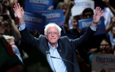 Bernie Sanders byltingin