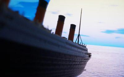 Titanic og Titan: Skáldskapur verður að raunveruleika