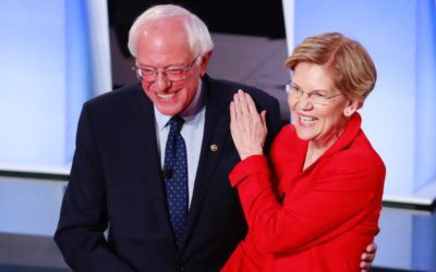 Hvað gerir Elizabeth Warren?